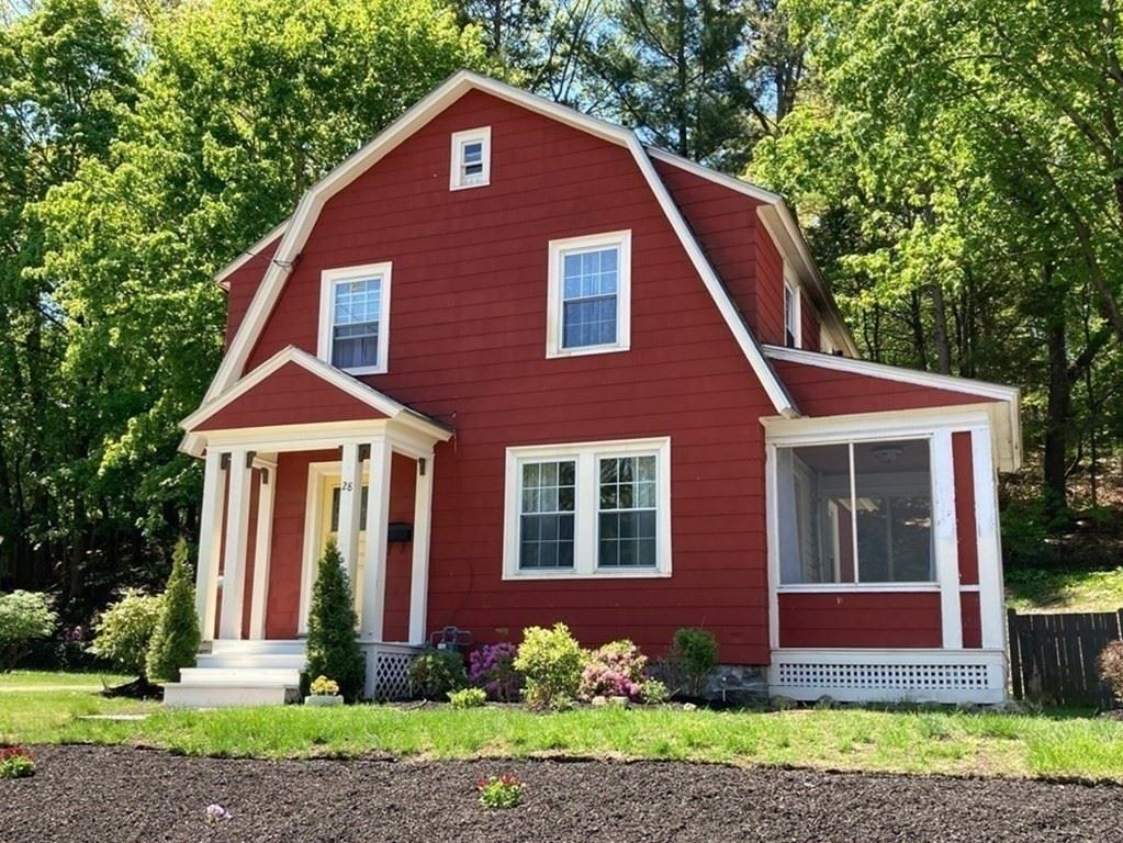 28 Enmore St, Andover, MA 01810 - MLS#: 72834879
