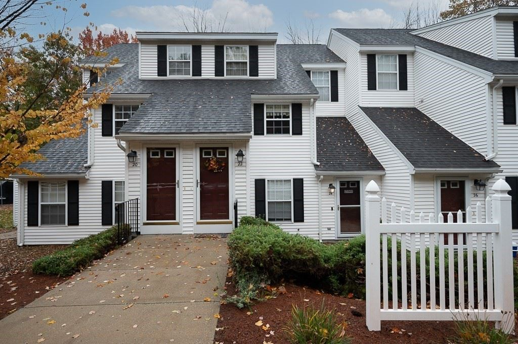 Photo of 22 Gates Crossing #22, Leominster, MA 01453 (MLS # 72913879)