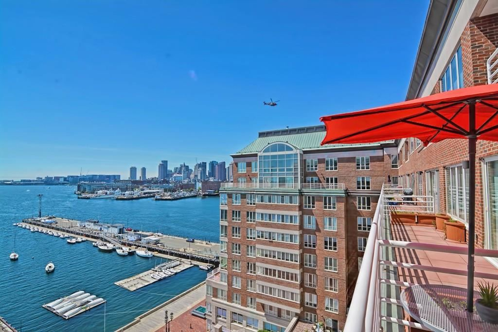 Photo of 197 Eighth St #PH11, Boston, MA 02129 (MLS # 72681880)