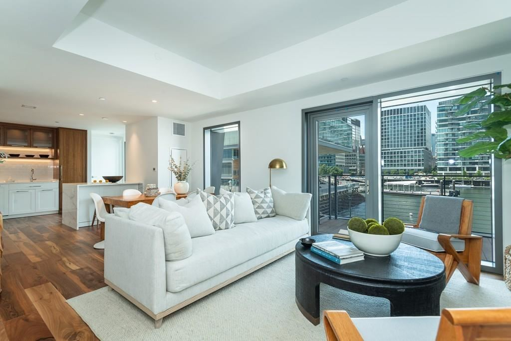 Photo of 300 Pier 4 Blvd #2A, Boston, MA 02210 (MLS # 72659884)