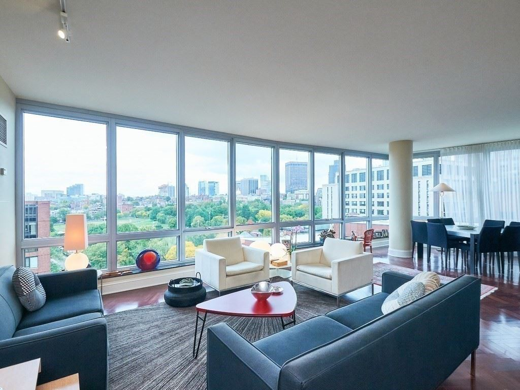Photo of 1 Charles St S #12C-D, Boston, MA 02116 (MLS # 72745886)
