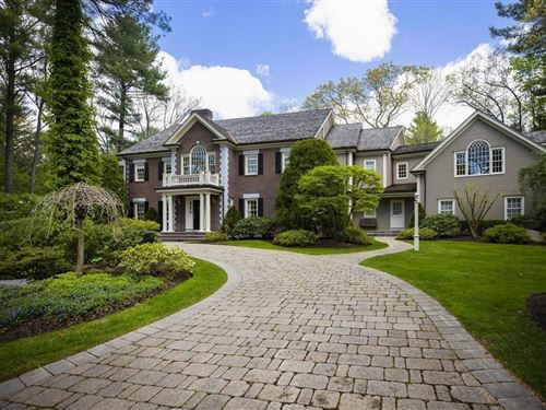 Photo of 108 Dover Rd, Wellesley, MA 02482 (MLS # 72724887)