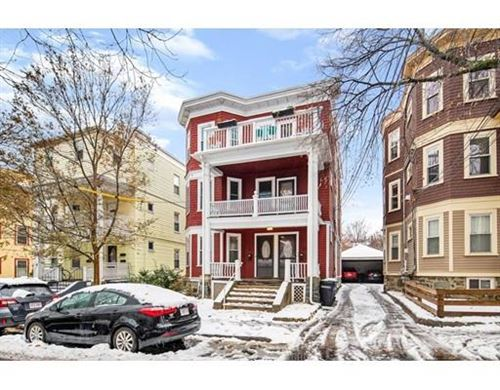 Photo of 10 Banks St #2, Somerville, MA 02144 (MLS # 72597890)