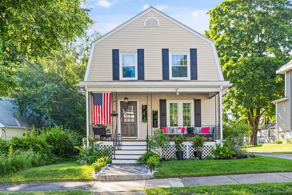 34 Colby St, Haverhill, MA 01835 - MLS#: 72844891