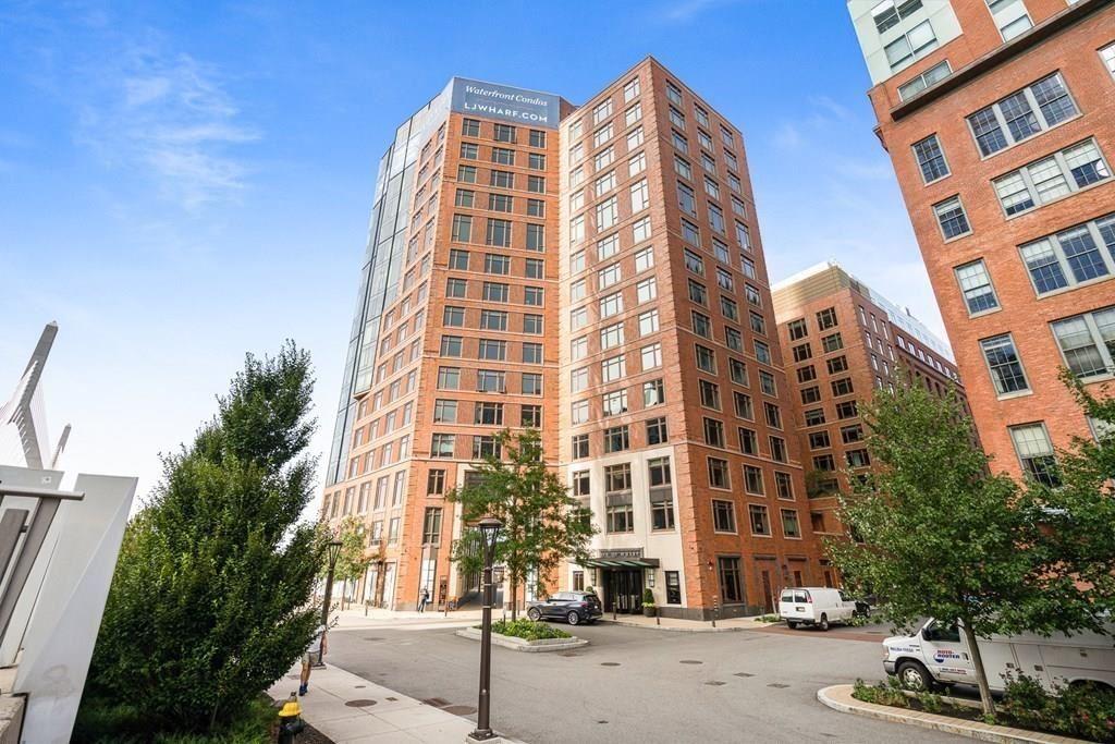 100 Lovejoy Wharf #4N, Boston, MA 02114 - MLS#: 72726892