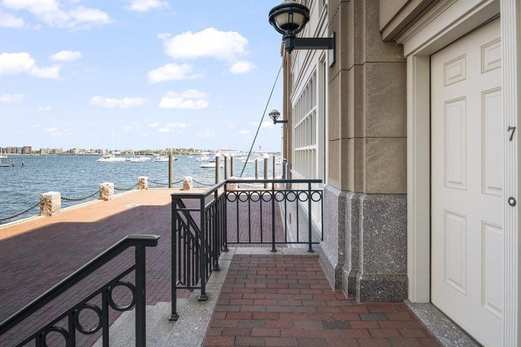 Photo of 20 Rowes Wharf #TH7, Boston, MA 02110 (MLS # 72838894)