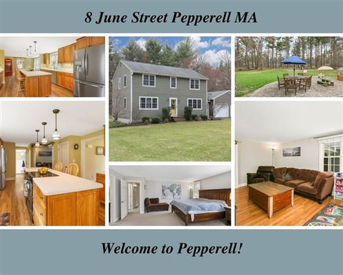Photo of 8 June St, Pepperell, MA 01463 (MLS # 72818895)