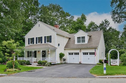 Photo of 254 Hickory Hill Road, North Andover, MA 01845 (MLS # 72845895)