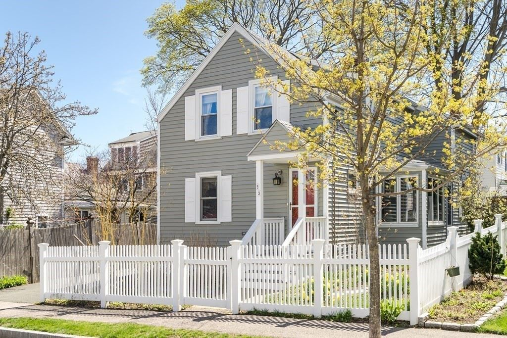 Photo of 53 Monmouth Street, Quincy, MA 02171 (MLS # 72817898)