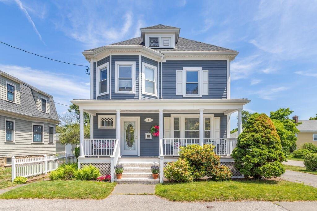 4 Larchmont Rd, Salem, MA 01970 - MLS#: 72853898