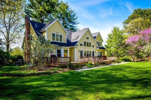 Photo of 4 CIDER HILL LANE, Sherborn, MA 01770 (MLS # 72788899)