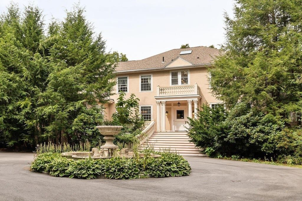 Photo of 215 South Ave, Weston, MA 02493 (MLS # 72731900)