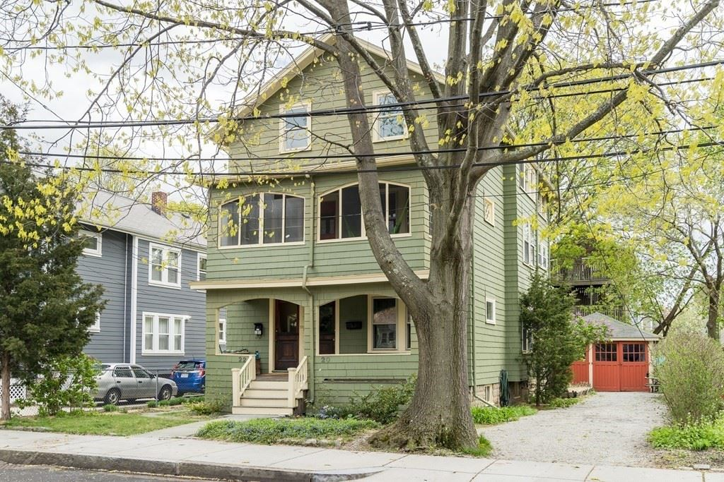22 Corporal Burns Road #2, Cambridge, MA 02138 - MLS#: 72829903