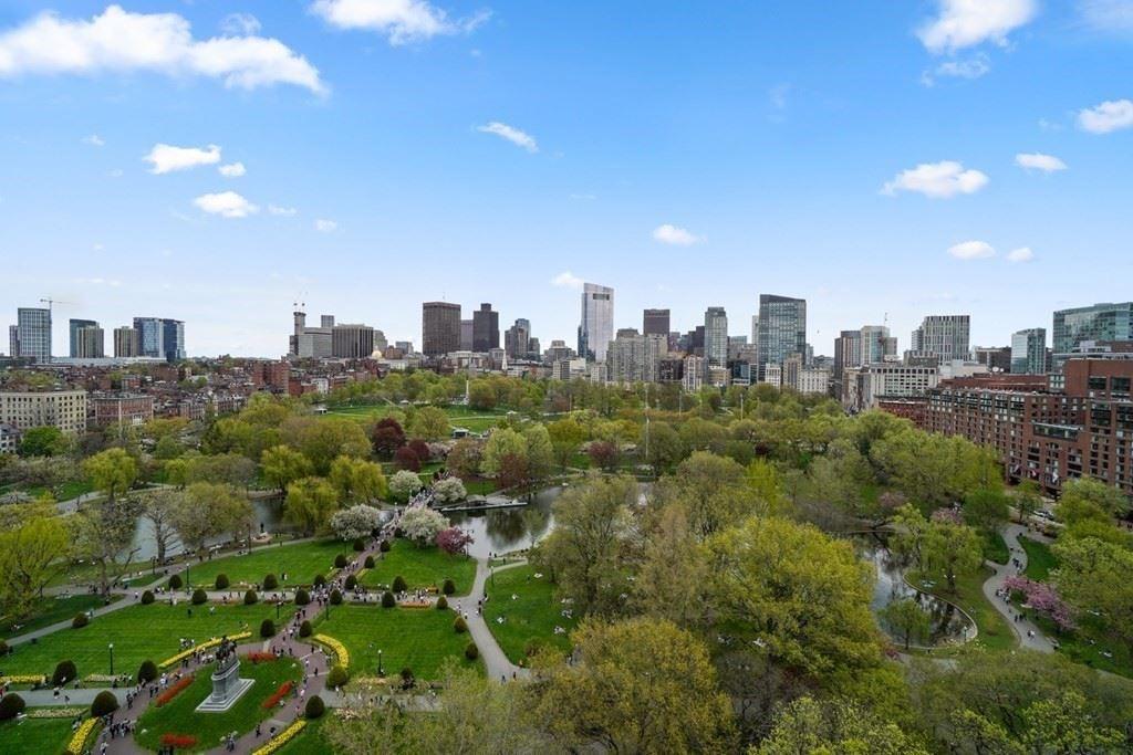Photo of 2 Commonwealth Avenue #PH2 & 16E, Boston, MA 02116 (MLS # 72832903)
