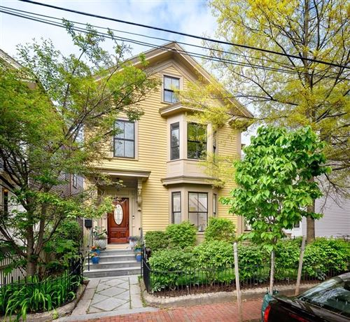 Photo of 17 Perry Street #One, Cambridge, MA 02139 (MLS # 72685905)