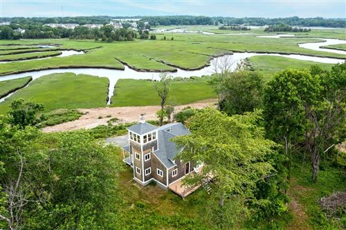 Photo of 160 Chief Justice Cushing Hwy, Scituate, MA 02066 (MLS # 72847905)