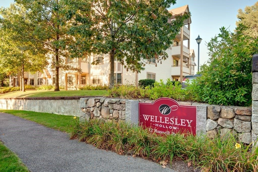 12 Russell Road #307, Wellesley, MA 02482 - #: 72792906