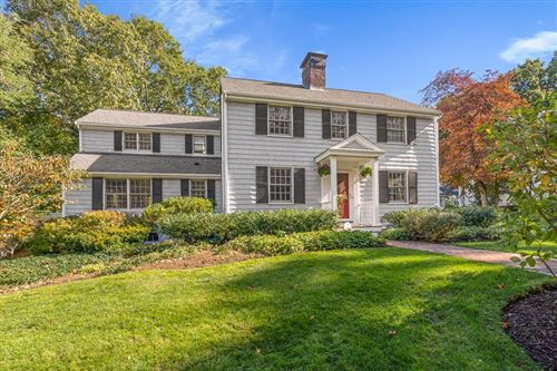 Photo of 50 Madison Rd, Wellesley, MA 02481 (MLS # 72742907)