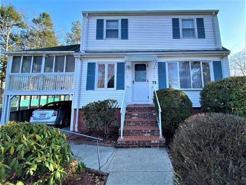 Photo of 74 Roosevelt St., Seekonk, MA 02771 (MLS # 72809911)