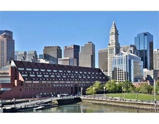 Photo of 33 Commercial Wharf #33A, Boston, MA 02110 (MLS # 72463912)