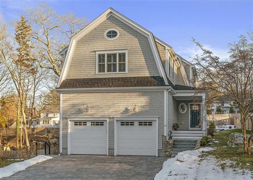 Photo of 34 Oak Street, Cohasset, MA 02025 (MLS # 72789918)