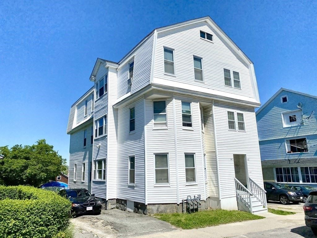 62 Sterling St, Worcester, MA 01610 - MLS#: 72850918