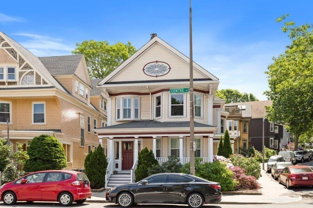 424 Centre St #2, Boston, MA 02130 - MLS#: 72842922