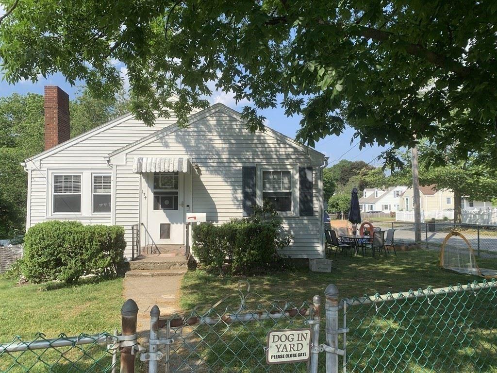 174 Palmer St (corner of Empire), Quincy, MA 02169 - MLS#: 72845923