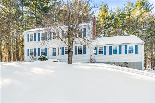 Photo of 525 Sugar Rd, Bolton, MA 01740 (MLS # 72789926)