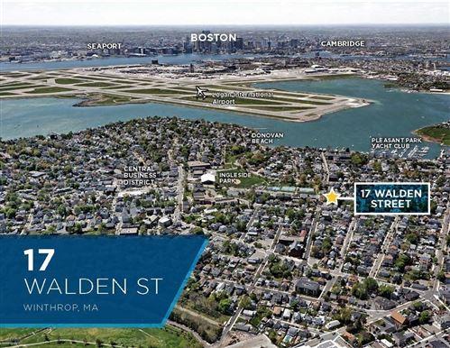 Photo of 17 Walden Street, Winthrop, MA 02152 (MLS # 72883930)