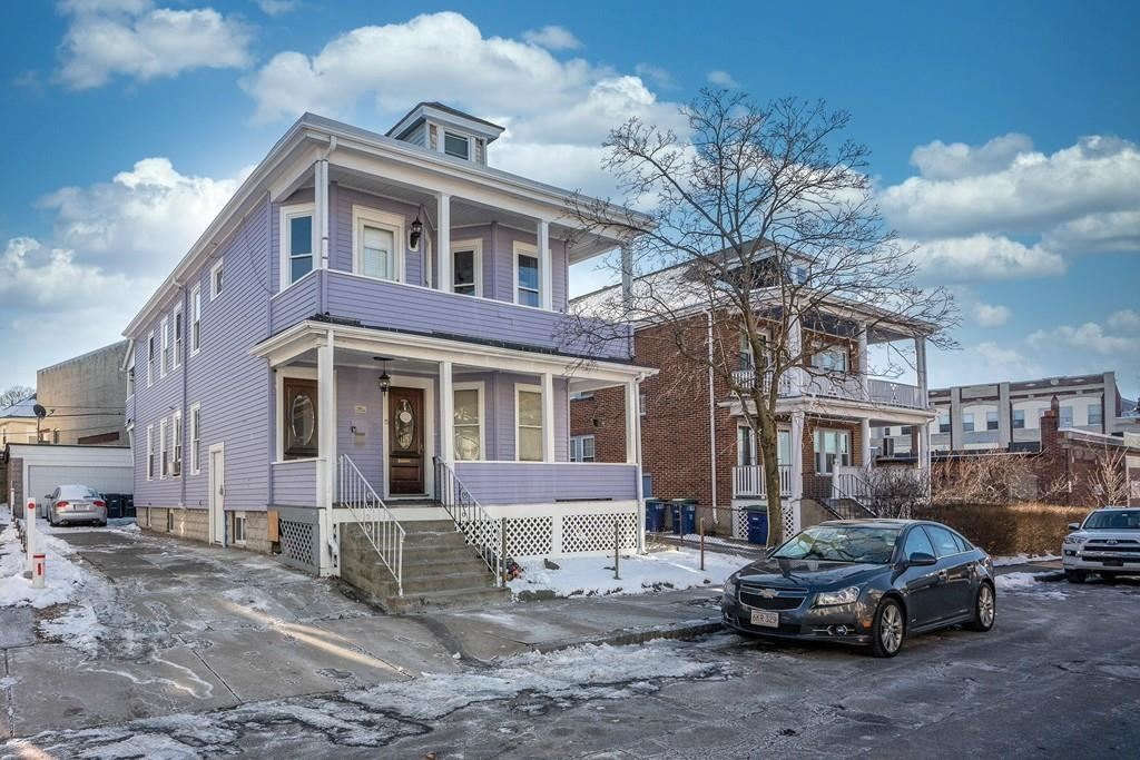 Photo of 17 INDIANA AVE, Somerville, MA 02145 (MLS # 72613931)