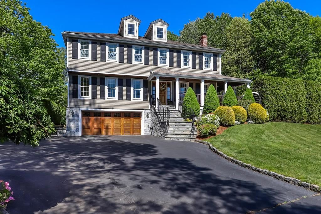 6 Colonial Lane, Canton, MA 02021 - #: 72663933