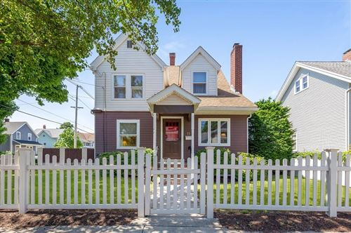 Photo of 35 Cushing St, Medford, MA 02155 (MLS # 72685934)