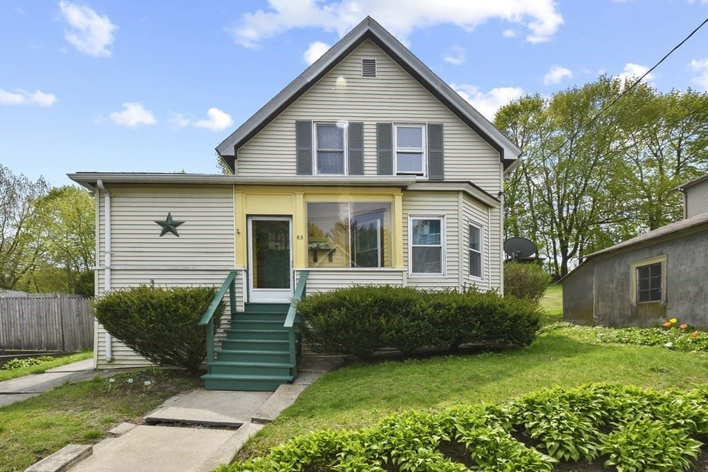 63 Whipple St, Worcester, MA 01607 - #: 72825934