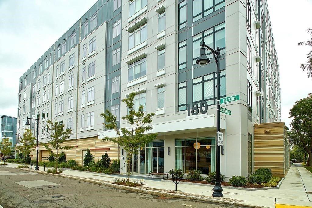 180 Telford St #519, Boston, MA 02135 - MLS#: 72879937