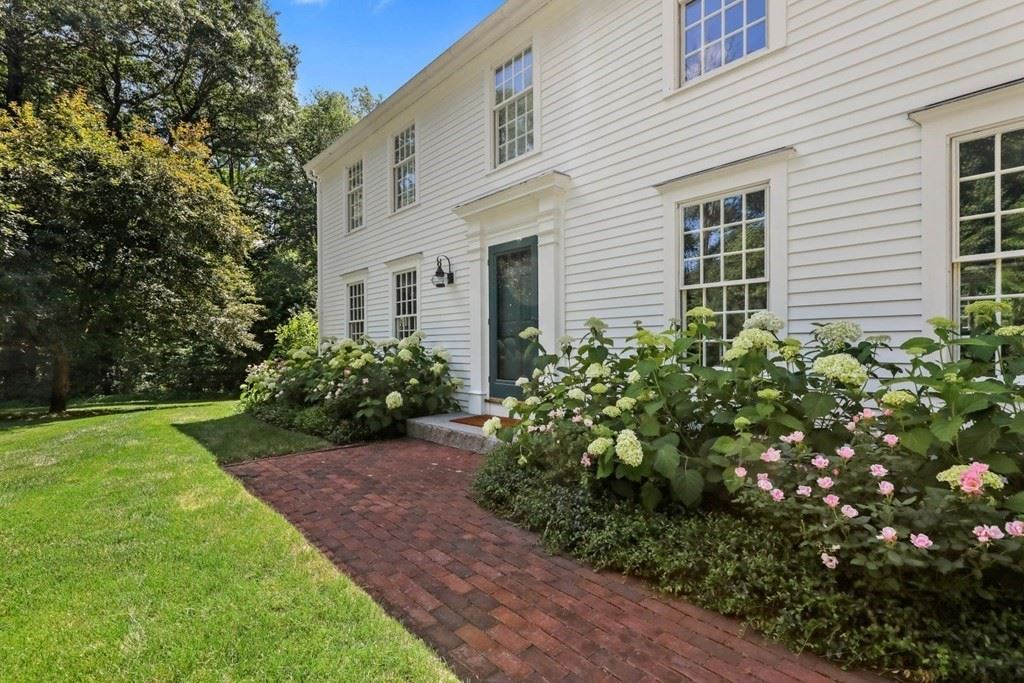 1319 Monument St, Concord, MA 01742 - MLS#: 72841938