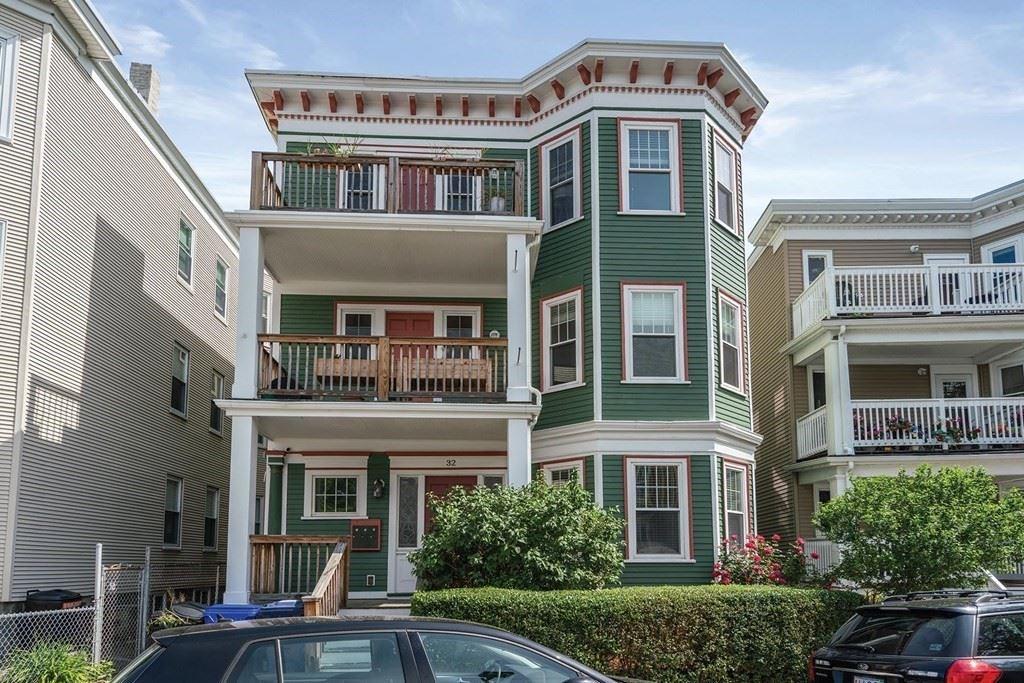 32 Roseclair St #3, Boston, MA 02125 - MLS#: 72854938