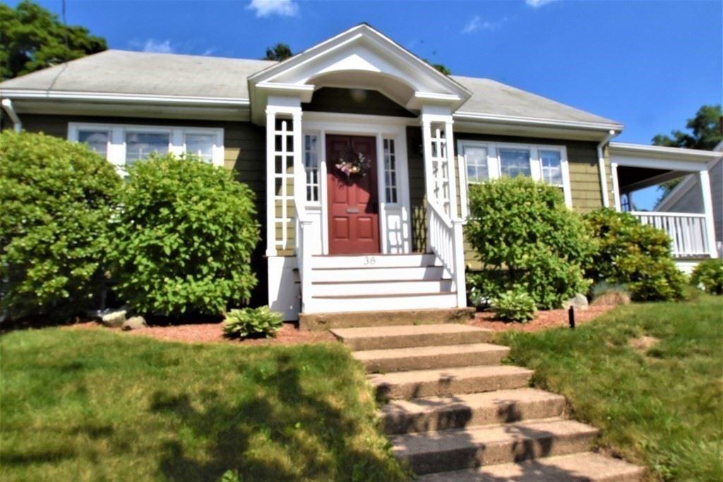 38 LIVINGSTONE AVENUE, Beverly, MA 01915 - MLS#: 72849939