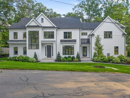 Photo of 50 Woodridge Rd, Wellesley, MA 02482 (MLS # 72592940)