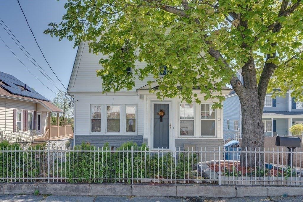 27 Hamilton Street, Lawrence, MA 01841 - MLS#: 72830940