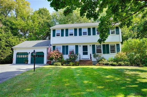 Photo of 36 Hollywood Road, Winchester, MA 01890 (MLS # 72733943)