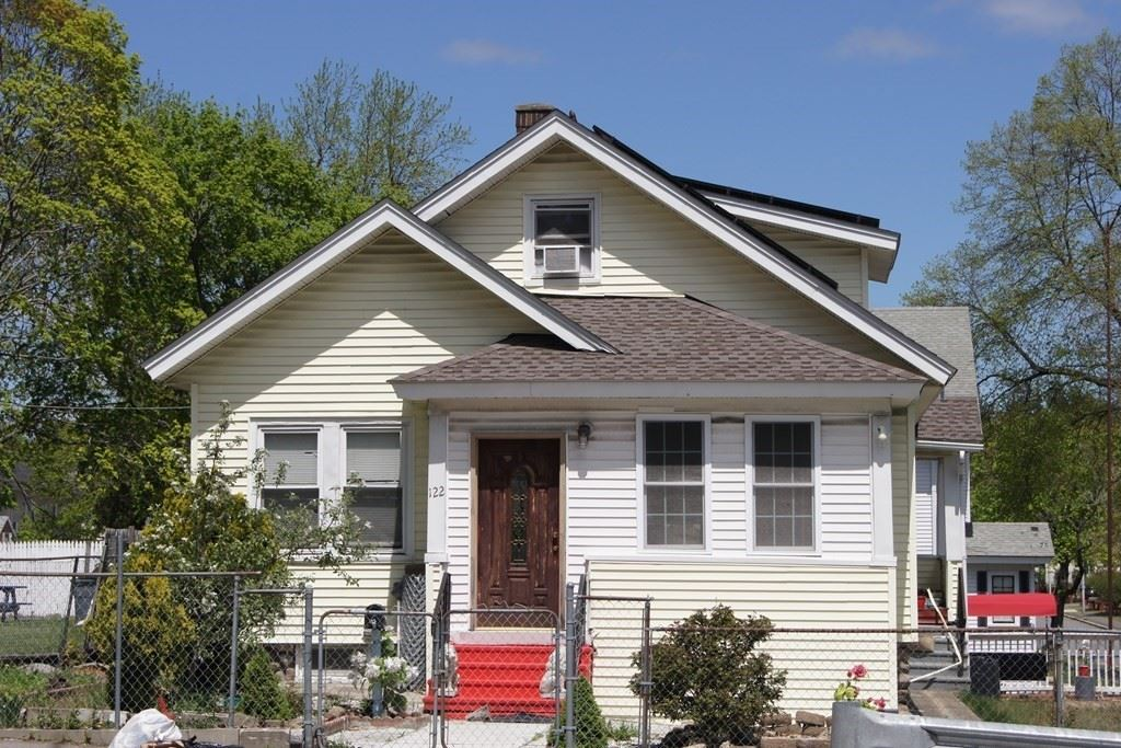 122 May St, Worcester, MA 01602 - MLS#: 72834944