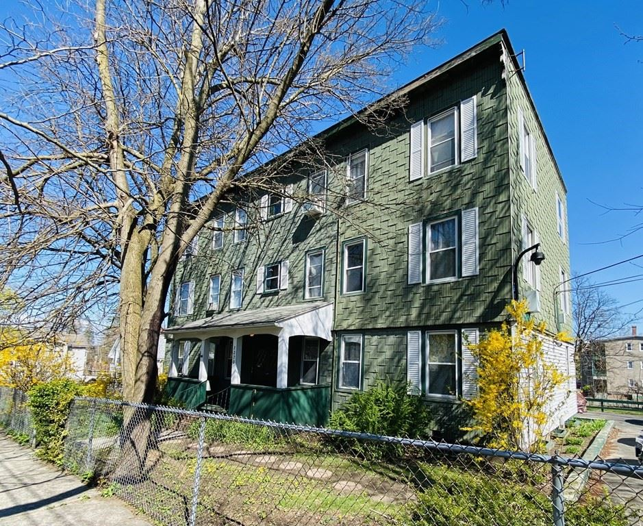 1370-1380 Worcester Street, Springfield, MA 01151 - MLS#: 72848946