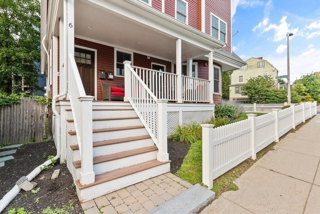 Photo of 6 Peter Parley Road #3, Boston, MA 02130 (MLS # 72862948)