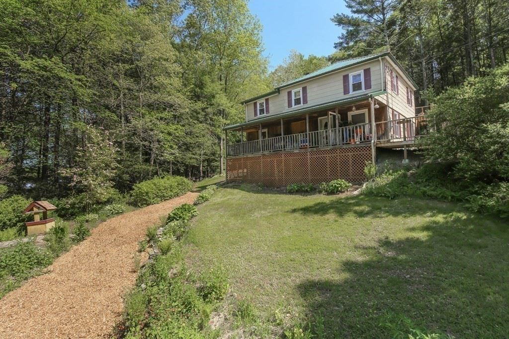 124 Old Southbridge Rd, Dudley, MA 01571 - MLS#: 72841955