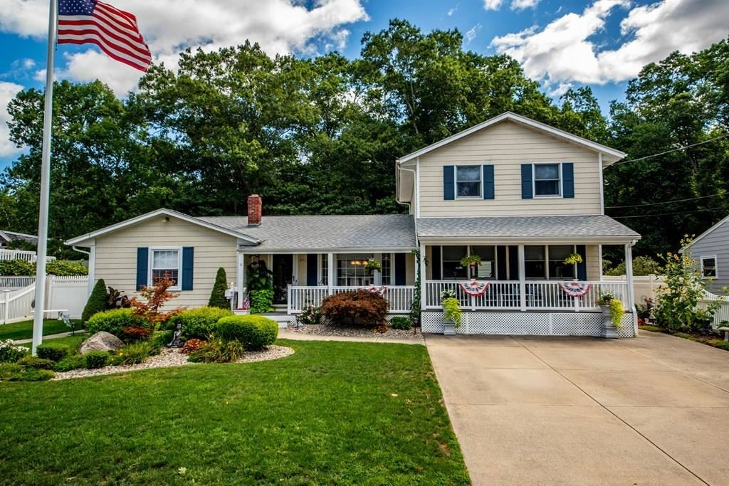 853 Pine Hill Dr, New Bedford, MA 02745 - MLS#: 72721957