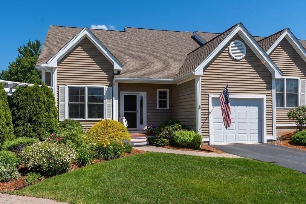3 Gatecrest Rd #3, Westford, MA 01886 - MLS#: 72851969