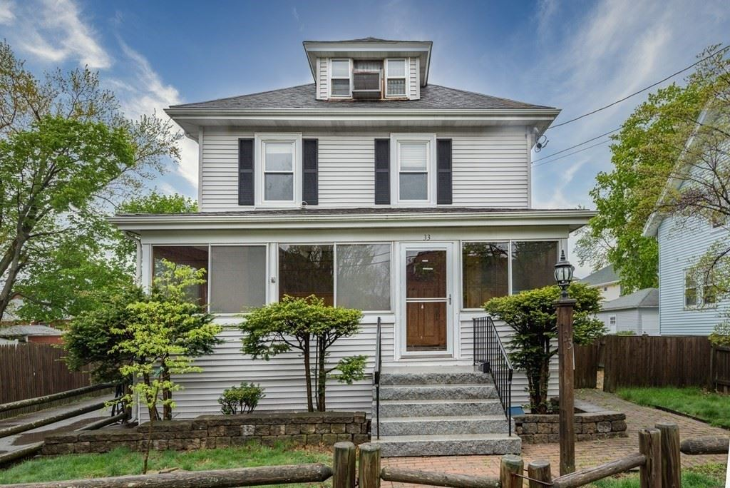 33 French St, Quincy, MA 02171 - MLS#: 72826975