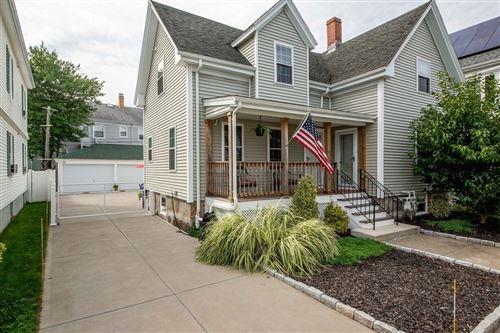 Photo of 17 FIELDING STREET, New Bedford, MA 02745 (MLS # 72888976)