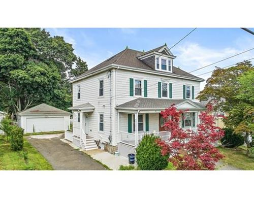 Photo of 72 Standish ave, Quincy, MA 02170 (MLS # 72606977)